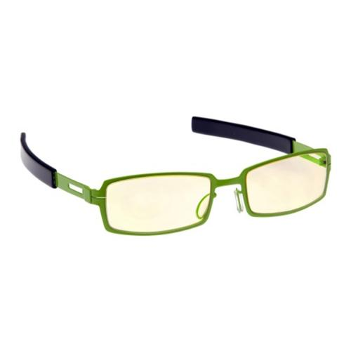 Gamer's Edge Neon Green Gaming Glasses