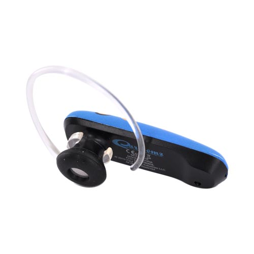 Original Earloomz Paul Frank Bluetooth Headset, GL-140 - I Love Nerds on Blue