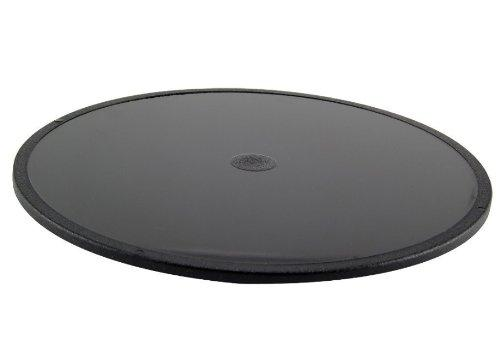 Arkon Black Windshield Mounting Pedestal with Adhesive Dashboard Disc (GN015-SBH + AP013)