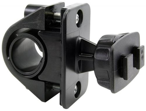 Arkon Black Bicycle Handlebar Mount with Dual T SBH Head