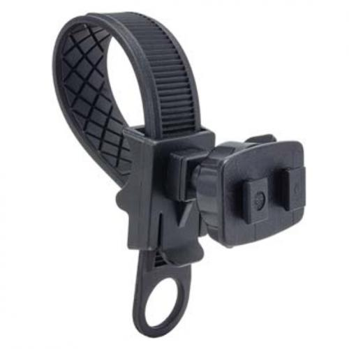 Arkon Black Bicycle / Motorcycle Handlebar Mount with Zip Tie Style Strap for Garmin Nuvi