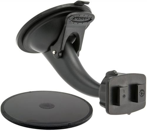 Arkon Black Flat Surface Sticky Suction with Adhesive Disc (GN068 + AP013)