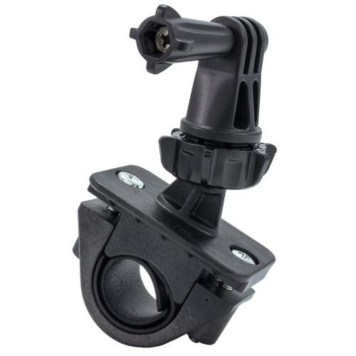 Arkon Black Bicycle / Motorcycle Handlebar Mount for Go Pro (GN032 + SP-SB-GPLAT)