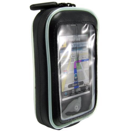 Arkon Black Water Resistant Case for GPS with Locking Screw Hole