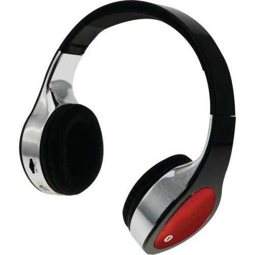 ILIVEBLUE IAHB74B Bluetooth(R) On-Ear Headphones with Microphone