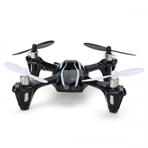 Black Mini Drone 2.4Ghz H710L - Enjoy High Speed Aerobatic Excitement!