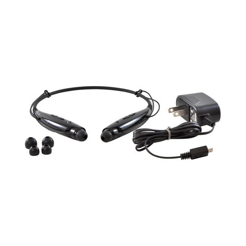 OEM LG Tone+ HBS-730 Universal Wireless Stereo Bluetooth Headset, HBS-700 - Black