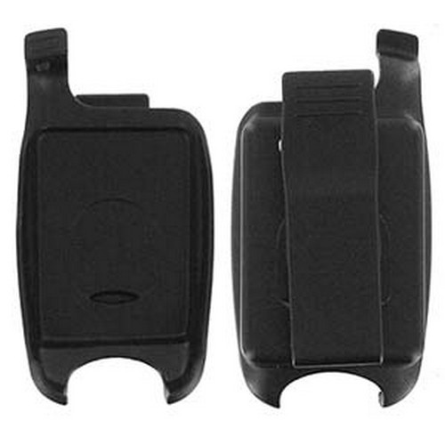 Audiovox 8932 Swivel Belt Clip Holster - black