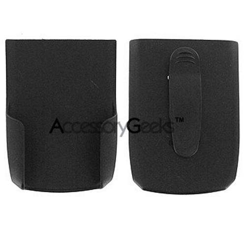 BlackBerry 7290 holster w/ belt clip - black