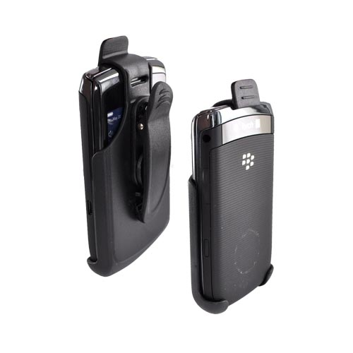 BlackBerry Torch 9800 Holster w/ Belt Clip - Black