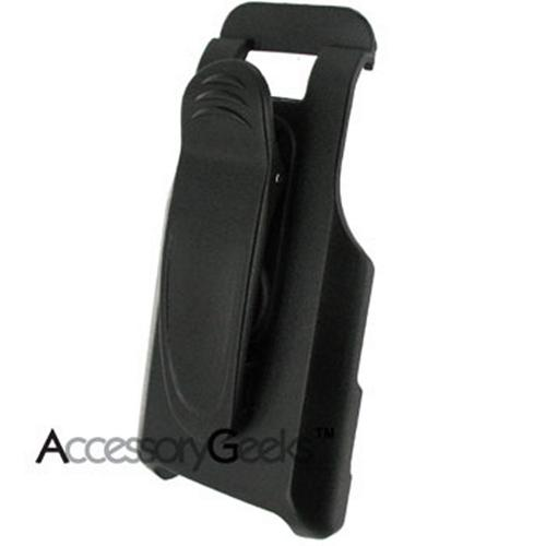 LG CU500 Black holster w/ belt clip