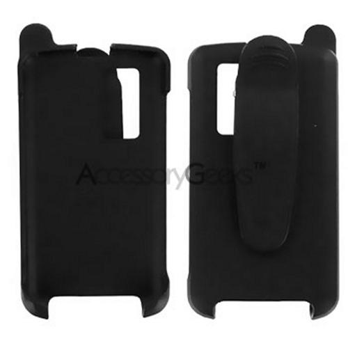 LG Shine Holster w/ Swivel Belt Clip - Black