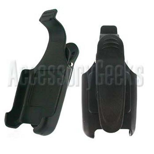 Nokia 6061 / 6060 Swivel holster w/ belt clip - black