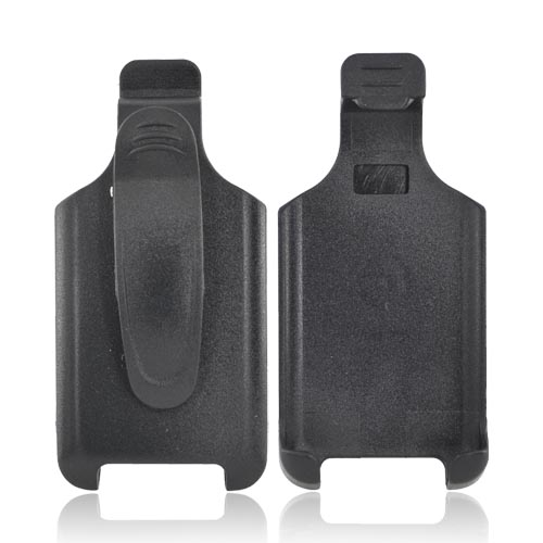 Samsung Haven U320 Holster w/ Belt Clip - Black