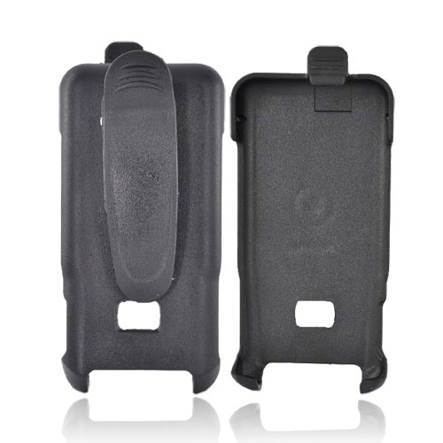 MetroPCS ZTE C70 Holster w/ Belt Clip - Black