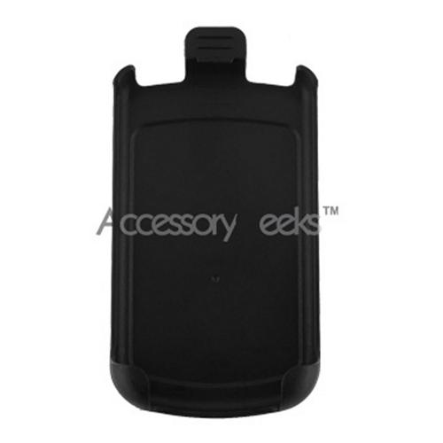 Premium Blackberry Bold 9650 & Tour 9630 Holster w/ Swivel Clip - Black
