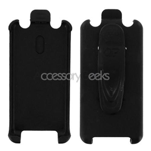 Premium HTC Touch Pro CDMA Holster w/ Swivel Belt Clip - Black