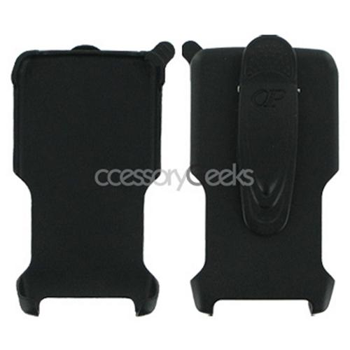 Premium Motorola V950 Holster w/ Swivel Belt Clip - Black