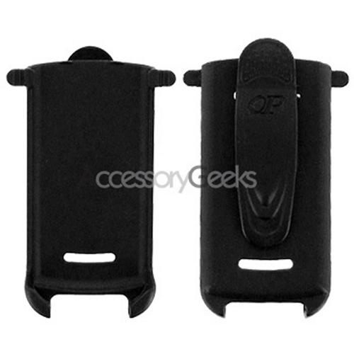 Premium Motorola W450 Holster w/ Swivel Belt Clip - Black