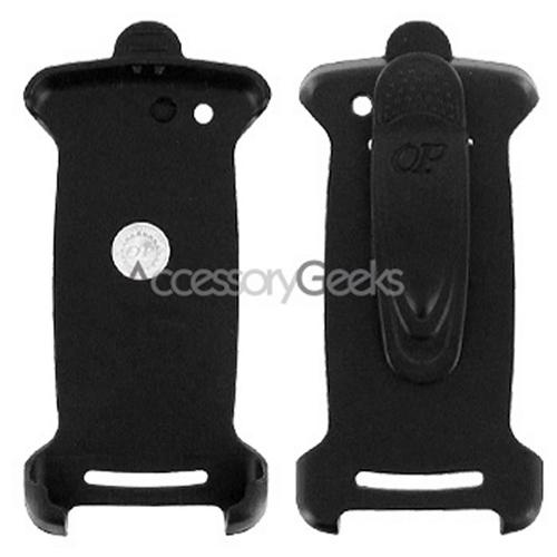 Premium Motorola Z9 Holster w/ Swivel Belt Clip - Black