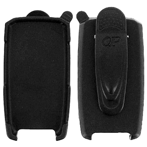 Premium Samsung A137 Holster w/ Swivel Belt Clip - Black