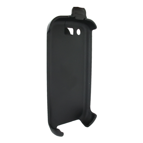Premium Samsung Highlight T749 Holster w/ Swivel Belt Clip - Black