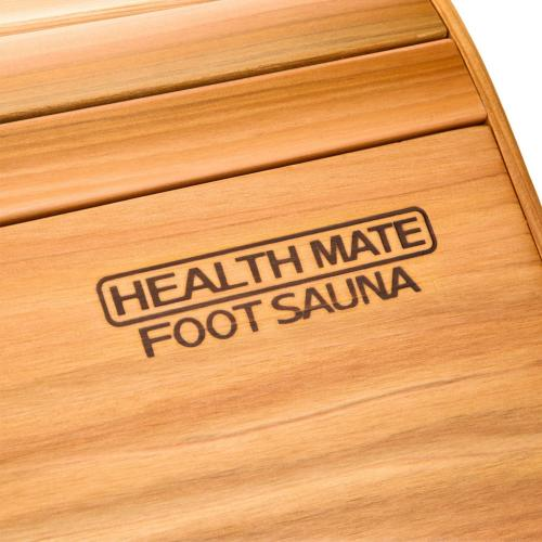 Natural Aroma Stone Infared Foot Warmer Sauna - Soothes Aching Feet