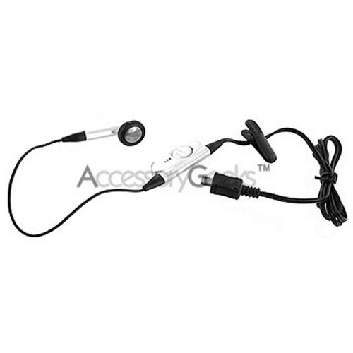 Motorola RAZR2 Cell Phone Headset (micro USB type)