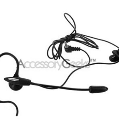 Over-the-Ear 2.5mm Headset - All Black