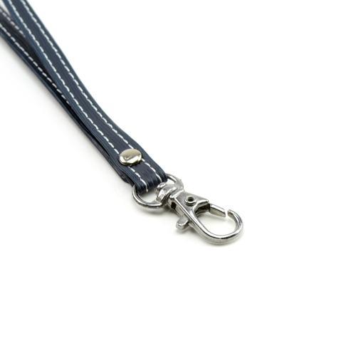 Blue Wrist Strap/ Lanyard for Smart Phones & MP3 Players (6 Inches)