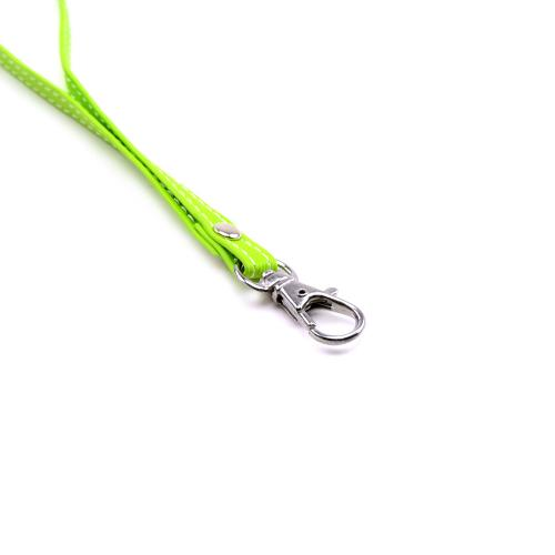 Lime Green Wrist Strap/ Lanyard for Smart Phones & MP3 Players (6 Inches)