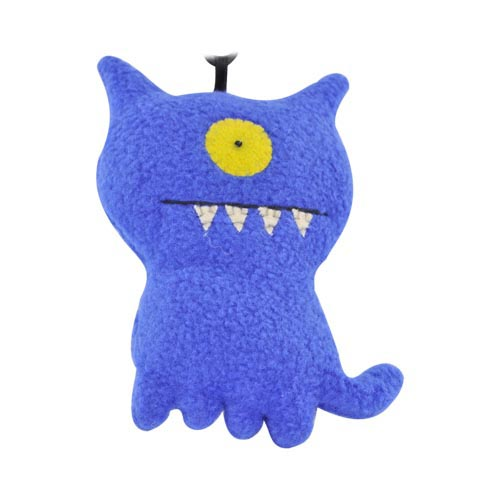 UGLYDOLL Plush Uglydog Clip On Charm Strap - Blue
