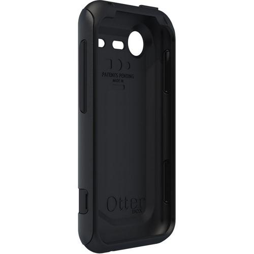Original Otterbox HTC Droid Incredible 2 Commuter Series Hard Case w/ Screen Protector, HTC4-INCD2-20-E4OTR - Black