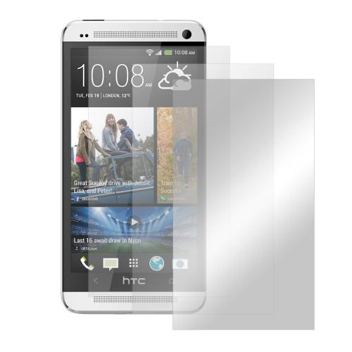 Screen Protector Medley w/ Regular, Anti-Glare, & Mirror Screen Protectors for HTC One Mini