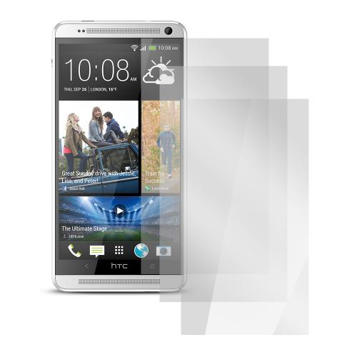 Screen Protector Medley w/ Regular, Anti-Glare, & Mirror Screen Protectors for HTC One Max