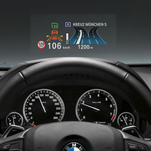 Universal Premium HD Head Up Display (HUD) Reflective Film