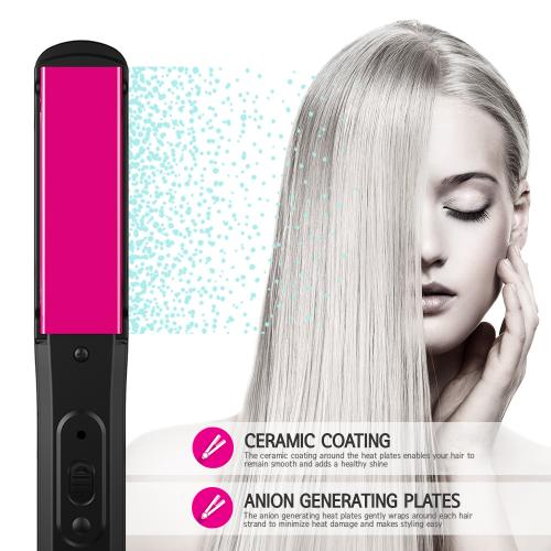 Heiz *Extreme styling with result* Professional Ceramic Versatile Flat Hair Iron for Beauty Enthusiasts