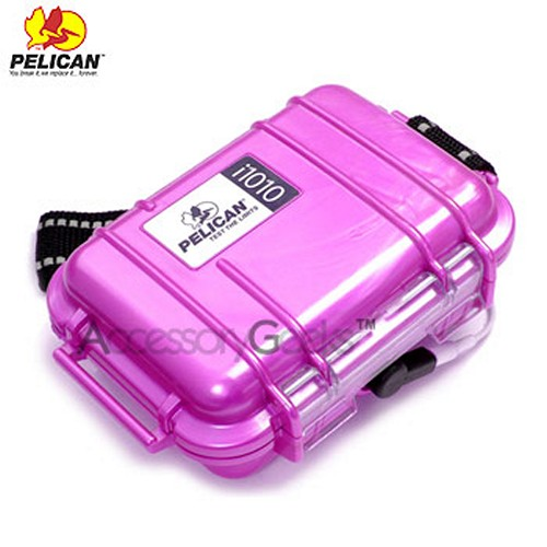 Pelican i1010 iPod Protector Case - Hot Pink