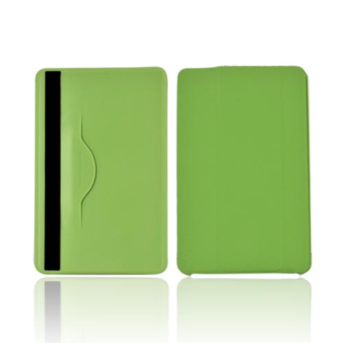 Original iLuv Amazon Kindle Fire Ultra Slim Folio Cover Hard Case Stand, IAK507GRN - Lime Green