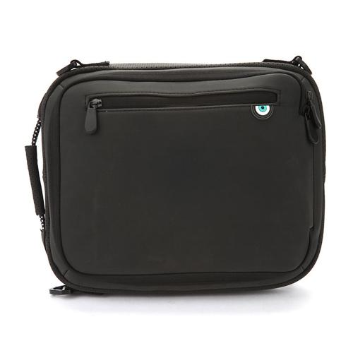Original iBallz Universal Apple iPad Water Resistant Neoprene Satchel w/ Strap - Black