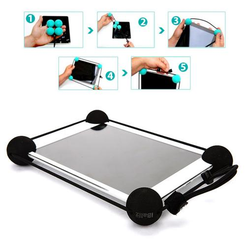 iBallz Mint Universal Smartphone and Tablet Stabilizing Shock Absorbing Harness Holder Stand