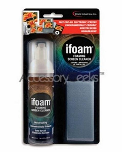 Foaming Screen Cleaner w, Cleaning Cloth