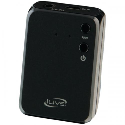 ILIVE iAB13B Wireless Bluetooth(R) Adapter