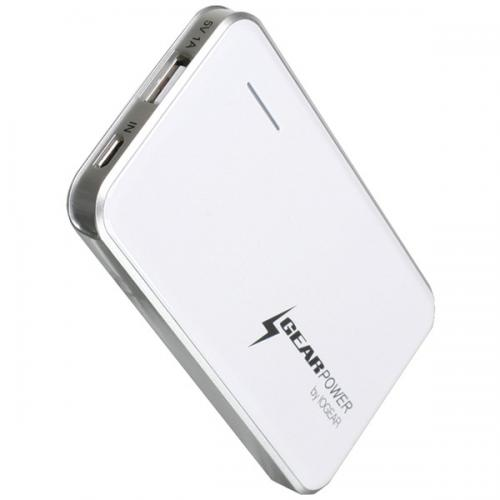 IOGEAR GMP2K Mobile Power Station for Smartphones (2,400mAh)