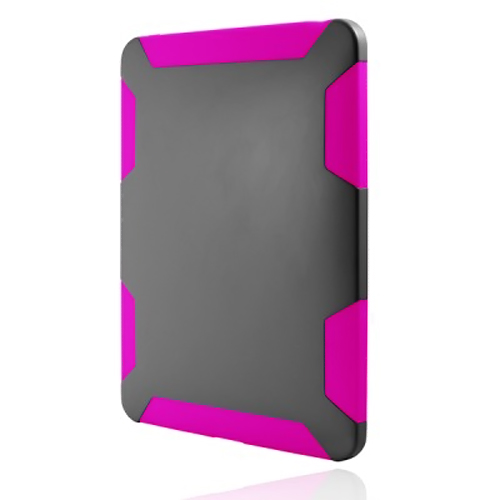 Original Incipio Apple iPad (1st Gen) 1st Silicrylic Case, iPad (1st Gen) 1st-108 - Confetti Pink