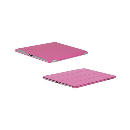 Original Incipio Smart Feather Apple iPad 2/ New iPad Ultra Thin Case, IPAD-230 - Salmon Pink (Must be used with Apple Smart Cover)