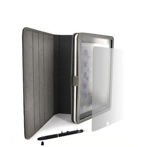 Apple iPad (1st Gen) Combo Package w/ iClooly Stylus, Screen Protector and Case