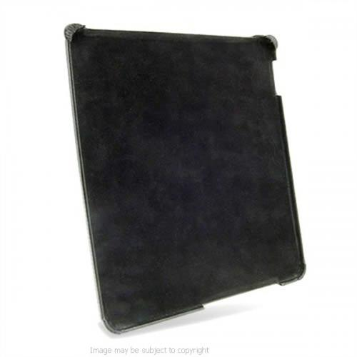 Arkon Black iPad Mount - Custom Fit Holder (Black) with Integrated Dual T Slot for Apple iPad Original