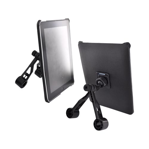 Original Arkon Apple iPad 1 gen Rear Seat Headrest Car Mount, IPM-RSHM - Black