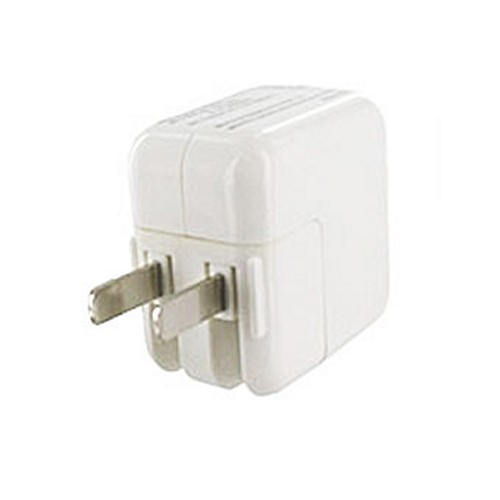 iPod & iPhone Travel Charger Adapter for Data Cable